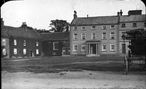 Photograph of Great Ayton Friends' School, founded by Thomas Richardson in 1841