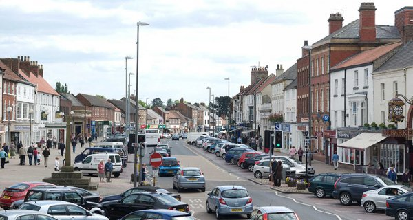 Northallerton High Street