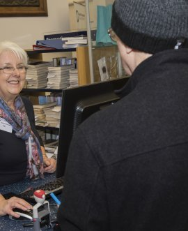 Community groups and volunteers across North Yorkshire will take the county's libraries into the future from 1 April.
