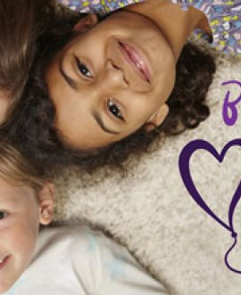 The County Council is supporting the national Big Adoption Day campaign on 29 March.