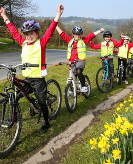 Communities across North Yorkshire are gearing up to welcome the Tour de Yorkshire men's and women's trophies.