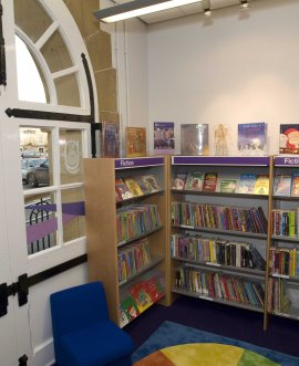 Bilton and Woodfield community library is reopening soon.