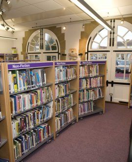 North Yorkshire County Council's library service is encouraging more people to give some time to deliver books to people who can't get to their library.
