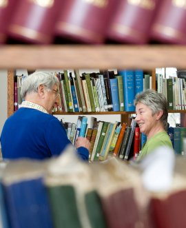 Bentham library is moving to a new location in North Yorkshire.