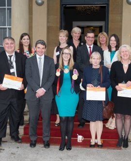 North Yorkshire teaching award winners