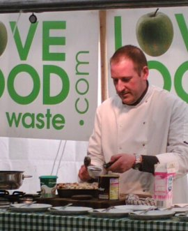 Love Food Hate Waste with Nigel Brown