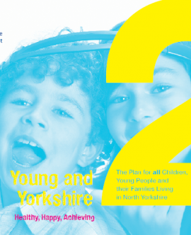cover of Young and Yorkshire 2 plan