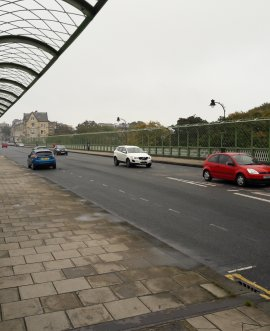 Essential waterproofing work is needed on Valley Bridge, Scarborough