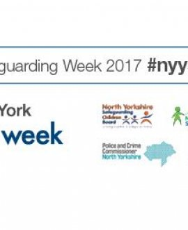 safeguarding week logo