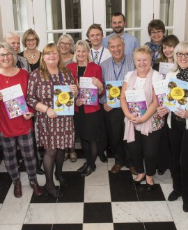 Social care, health and voluntary sector partners team up to launch carers and dementia strategies