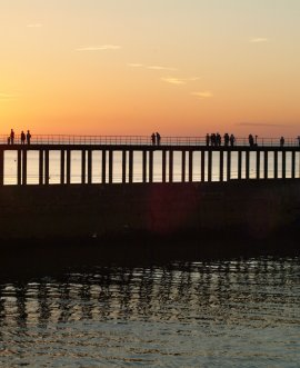 Money will go towards remedial work on Whitby's piers