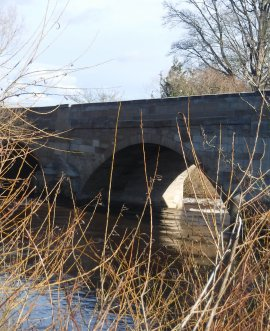 Hewick bridge