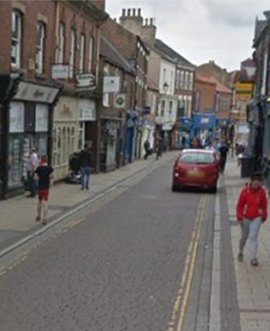 The county council is to begin repair work in Finkle Street, Selby.