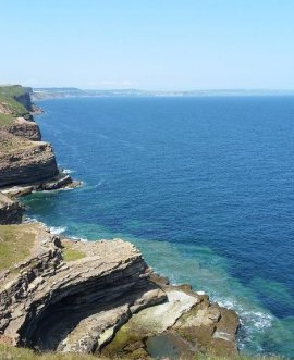 Filey North Cliffs