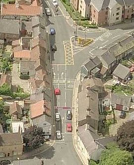 North Yorkshire County Council approved plans earlier this year to replace the traffic lights at the two junctions with two mini roundabouts and put in four new zebra crossings