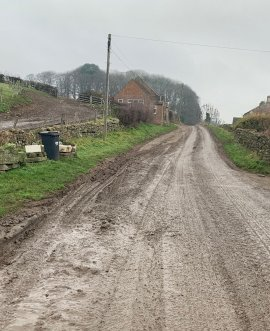 Farmers and vehicle operators who deposit mud on the road could be liable for a range of offences