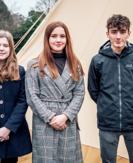 North Yorkshire's Members of the Youth Parliament