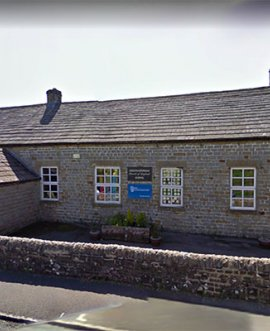 Arkengarthdale primary school in North Yorkshire