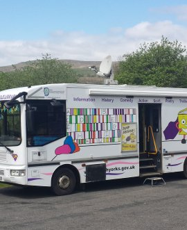 the supermobile library