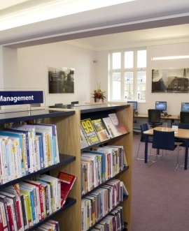 Scarborough library