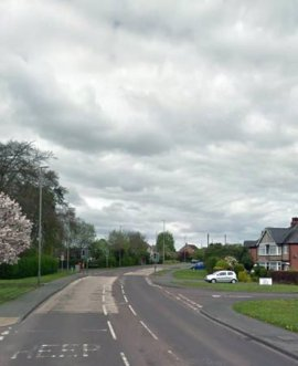 Boroughbridge Road in Northallerton North Yorkshire