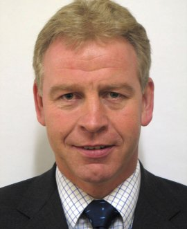 North Yorkshire chief executive Richard Flinton