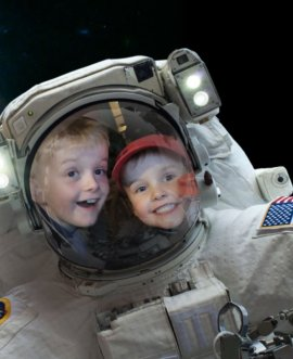 Josh and Ben join the Space Chase at Harrogate