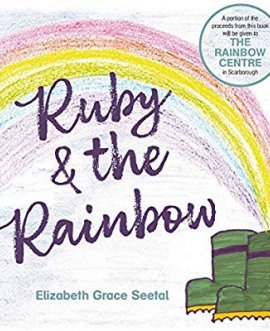 cover of Ruby and the Rainbow