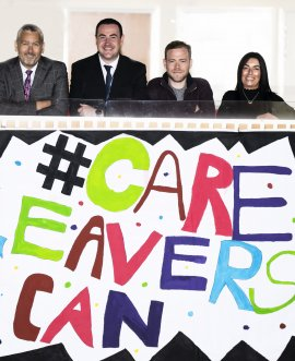 Care leavers conference
