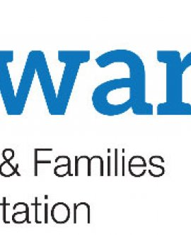 Be aware logo