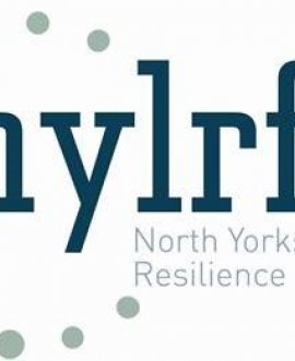 The logo of the North Yorkshire Local Resilience Forum (NYLRF)